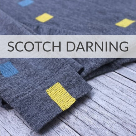 Scotch Darning