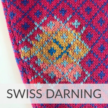 Swiss Darning